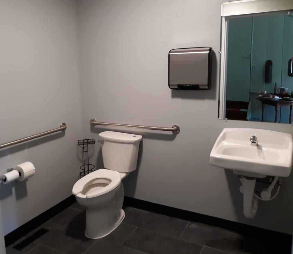 Completed Restroom